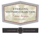 Sterling Vintner's Collection Cabernet Sauvignon 2005, Central Coast, California Bottle