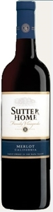 Sutter Home Merlot 2006, California Bottle