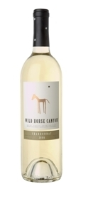 Wild Horse Canyon Chardonnay 2007, West Coast Appellation Bottle