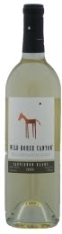 Wild Horse Canyon Sauvignon Blanc 2007, West Coast Appellation Bottle