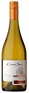 Cono Sur Viognier 2008, Colchagua Valley Bottle