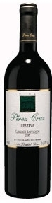 Perez Cruz Cabernet Sauvignon Reserva 2007, Maipo Valley Bottle