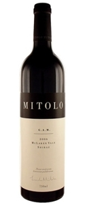 Mitolo G.A.M. Shiraz 2006, Australia Bottle