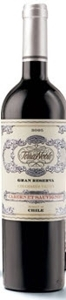 Terranoble Gran Reserva Cabernet Sauvignon 2005, Colchagua Valley Bottle