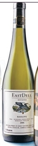 Eastdell Riesling 2006, VQA Niagara Peninsula, Morrison Vineyard Bottle
