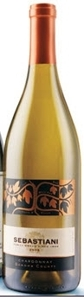 Sebastiani Chardonnay 2006, Sonoma County Bottle