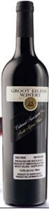 Groot Eiland Cabernet Sauvignon 2007, Wo Breedekloof Bottle