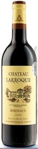 Château Larroque 2005, Ac Bordeaux Bottle