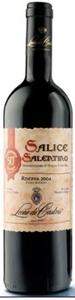 Leone De Castris Salice Salentino Rosso Riserva 2004, Doc, 50th Vintage Bottle