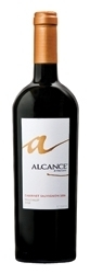 Viña Calina Alcance Cabernet Sauvignon 2006, Maule Valley Bottle