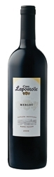 Casa Lapostolle Merlot 2007, Rapel Valley, Estate Btld. Bottle