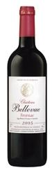 Château Bellevue 2005, Ac Fronsac Bottle