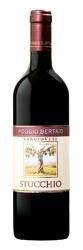 Poggio Bertaio Stucchio Sangiovese 2005, Igt Umbria Bottle