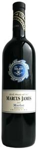 Marcus James Merlot 2007, Mendoza Bottle