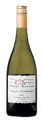 Parri Estate Viognier/Chardonnay 2007, Southern Fleurie, South Australia, Estate Grown Bottle