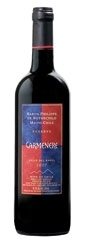 Baron Philippe De Rothschild Reserva Carmenère 2007, Rapel Valley Bottle