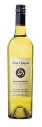 Paul Dolan Sauvignon Blanc 2007, Mendocino County, Made With Organically Grown Grapes Bottle