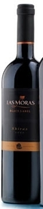 Las Moras Black Label Shiraz 2005, San Juan, Mendoza Bottle