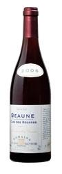 Domaine Vincent Sauvestre Beaune Clos Des Rouards 2006, Ac Bottle