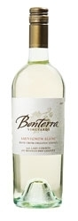 Bonterra Sauvignon Blanc 2007, Lake & Mendocino Counties, Made From Organic Grapes Bottle