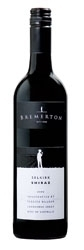 Bremerton Selkirk Shiraz 2006, Langhorne Creek, South Australia Bottle