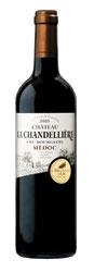 Château La Chandellière 2005, Ac Médoc Bottle