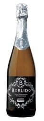 Borlido Vinho Espumante Reserva Bruto, Portugal Bottle
