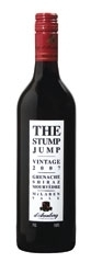 D'arenberg The Stump Jump Grenache/Shiraz/Mourvèdre 2007, Mclaren Vale, South Australia Bottle