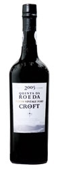Croft Quinta Da Roeda Vintage Port 2005, Btld. 2007 Bottle