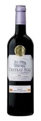Château Suau Rouge 2005, Ac Premières Côtes De Bordeaux, Merlot/Cabernet Sauvignon Bottle