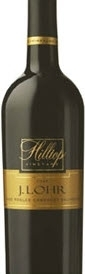 J. Lohr Hilltop Vineyard Cabernet Sauvignon 2005, Paso Robles Bottle