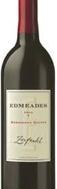 Edmeades Zinfandel 2006, Mendocino County Bottle