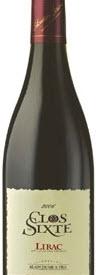 Clos De Sixte 2006, Ac Lirac Bottle