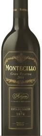 Montecillo Rioja Gran Reserva 2001, Doca Bottle