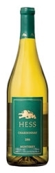 Hess Select Chardonnay Monterey Cty 2006 Bottle