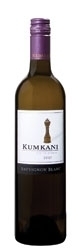 Kumkani Sauvignon Blanc 2007, Wo Coastal Region Bottle