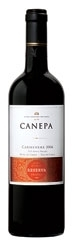 Canepa Reserva Privada Carmenère 2006, Rapel Valley Bottle