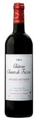 Château Chants De Faizeau 2004, Ac Montagne Saint émilion Bottle