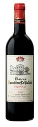Château Bourdieu La Valade 2000, Ac Fronsac Bottle