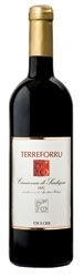 Meloni Terreforru Cannonau Di Sardegna 2005, Doc Bottle