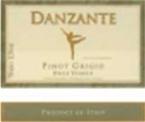 Danzante Pinot Grigio Delle Venezie 2007, Veneto Bottle