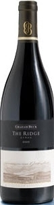 Graham Beck The Ridge Syrah 2003, Wo Robertson Bottle