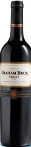 Graham Beck Merlot 2004, Wo Western Cape Bottle