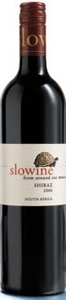 Slowine Shiraz 2006, Wo Overberg Bottle
