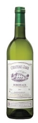 Château Jarr 2007, Ac Bordeaux, Certified Organic Bottle
