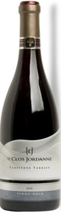 Le Clos Jordanne Claystone Terrace Pinot Noir 2006, VQA Niagara Peninsula, Twenty Mile Bench Bottle