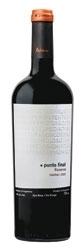Renacer Punto Final Reserva Malbec 2005, Perdiel, Mendoza Bottle