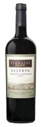 Terrazas De Los Andes Reserva Cabernet Sauvignon 2006, Mendoza Bottle
