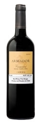 Odfjell Armador Carmenère 2005, Maule/Maipo Valleys Bottle
