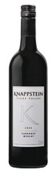 Knappstein Cabernet/Merlot 2005, Clare Valley, South Australia Bottle